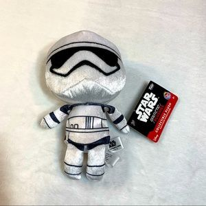 STORMTROOPER Disney Star Wars Collectable Plushies